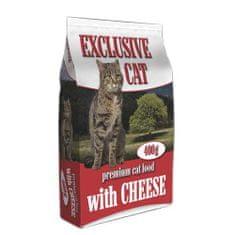 DELIKAN EXCLUSIVE CAT Cheese 400g krmivo pre mačky so syrom
