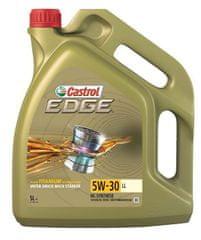 Castrol Olej Edge 5W30 LL Titanium 5l