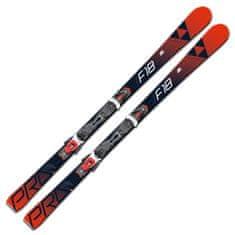 FISCHER set Progressor F18 AR skije, 160 cm + RS 11 PR vezovi
