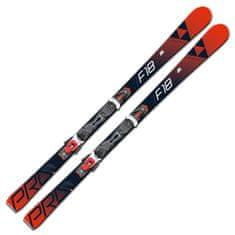 FISCHER set Progressor F18 AR skije, 167 cm + RS 11 PR vezovi