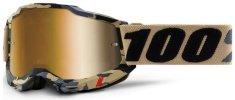 100% ACCURI 2 100% - USA , brýle Tarmac - True zlaté plexi 50221-253-07