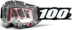 100% ACCURI 2 100% - USA , brýle Cobra - čiré plexi 50221-101-12
