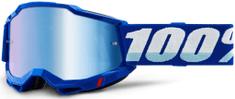 100% ACCURI 2 100% - USA , brýle modré - zrcadlové modré plexi 50221-250-02