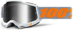 100% ACCURI 2 100% - USA , brýle Speedco - zrcadlové stříbrné plexi 50221-252-08