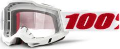 100% ACCURI 2 100% - USA , brýle Denver - čiré plexi 50221-101-10