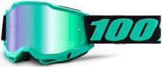 100% ACCURI 2 100% - USA , brýle Tokyo - zrcadlové Green plexi 50221-260-06