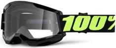 100% STRATA 2 100% - USA , brýle Upsol - čiré plexi 50421-101-11