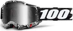 100% ACCURI 2 100% - USA , brýle Cobra - zrcadlové stříbrné plexi 50221-252-12