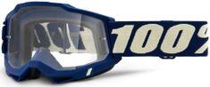 100% ACCURI 2 100% - USA , brýle Deepmarine - čiré plexi 50221-101-11