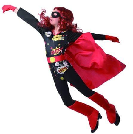 MaDe Karnevalski kostim - junak Batman, 110 - 122