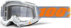 100% ACCURI 2 100% - USA , brýle Speedco - čiré plexi 50221-101-08