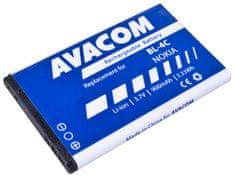 Avacom batéria do mobilu Nokia 6300 Li-Ion 3,7V 900 mAh (náhrada BL-4C) GSNO-BL4C-S900A