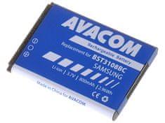 Avacom batéria do mobilu Samsung X200, E250 Li-Ion 3,7V 800mAh (náhrada AB463446BU) GSSA-E900-S800A