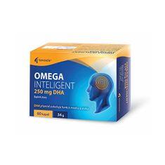Noventis Omega Inteligent 250 mg DHA 60 kapslí