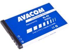 Avacom batéria Nokia 5530, CK300, E66, E75, 5730 Li-Ion 3,7V 1120mAh (náhrada BL-4U) GSNO-BL4U-S1120A