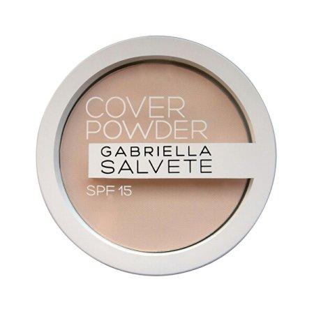 Gabriella Salvete Cover Powder 15-ös fényvédő faktorú kompakt púder (Árnyék 01 Ivory)