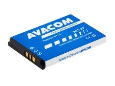 Avacom batéria do Sony Ericsson K750, W800 Li-Ion 3,7V 900mAh, (náhrada BST-37) GSSE-K750-900
