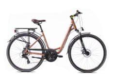 Capriolo CTB Elegance Lady gradski bicikl, brončani