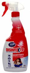 Disinfekto 500 ml - Dezinfekční čistič proti bakteriím a plísním