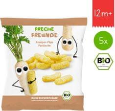 Freche Freunde BIO Křupky - Pastinák (5x)