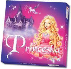 Redpoint družabna igra Princeska