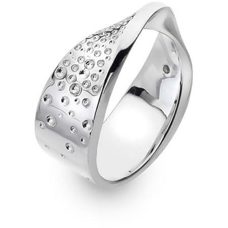 Hot Diamonds Ezüst gyémánt gyűrű Quest DR219 (Kerület 55 mm) ezüst 925/1000