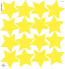 GEKONKY Hvězdy žluté