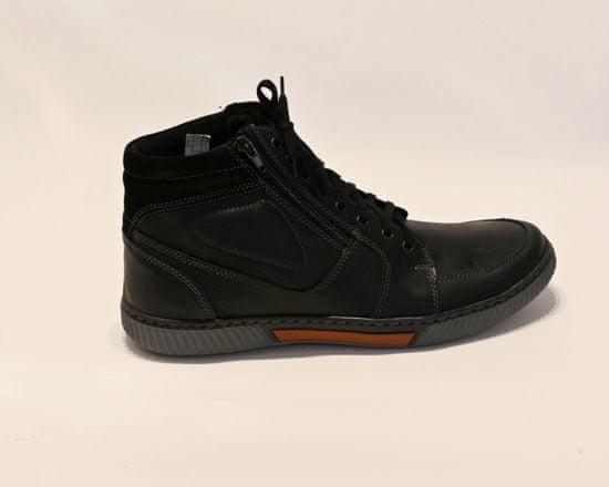 Pánská zimní kotníková obuv - 42