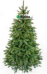 Alpina Vianočný stromček SMREK PE 100%, výška 180 cm