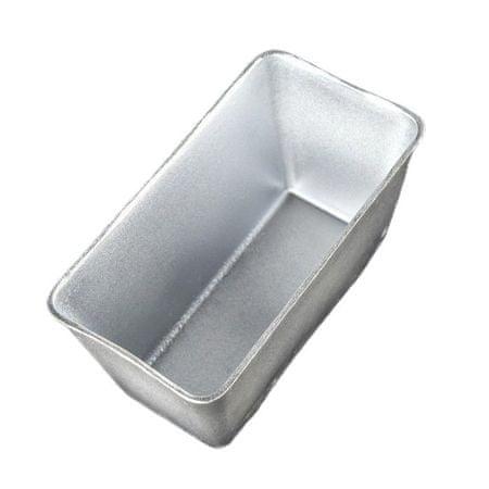 """Kraftika Forma kenyér sütéséhez """"tégla"""", alumínium"""