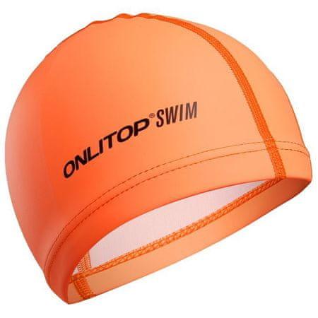 Kraftika Úszás motorháztető, felnőtt, narancs színű