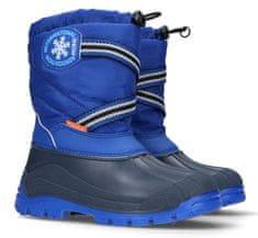 Demar Dětské sněhule Demar SNOW LAKE 1314 A světle modrá Velikost: 25/26