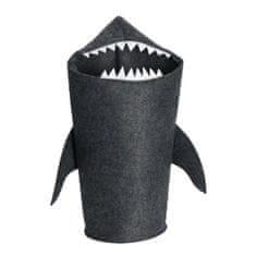 "Eva Organizér úložiště funny ""shark"", barva tmavě šedá"