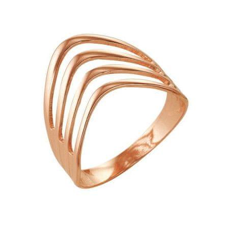 """Kraftika Gyűrű """"szög"""" aranyozás, 17 méret"""