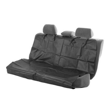 Kraftika Tylnym siedzeniu pokrywa ochronna, oxford, czarny