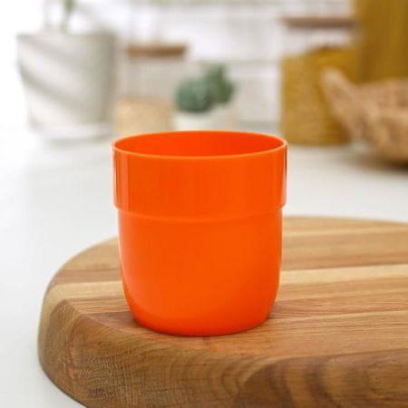 Kraftika Szkło, kolor pomarańczowy