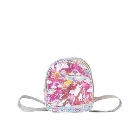 Kraftika Plecak dziecięcy, lightning, kolor perłowy, 5066015