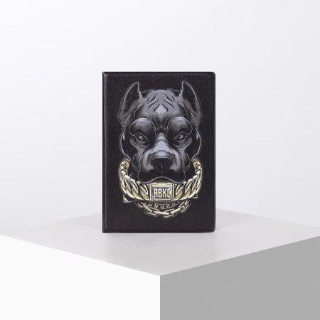 Kraftika Okładka paszportu, kolor czarny, 5180169