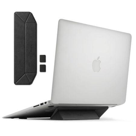 RINGKE Laptop Stand laptop állvány, fekete
