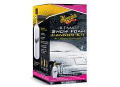 Meguiar's Meguiar's Ultimate Snow Foam Cannon Kit - sada napěňovače a autošamponu Meguiar's Ultimate Snow Foam