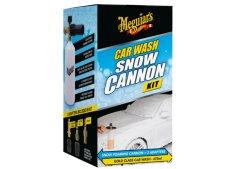 Meguiar's Meguiar's Car Wash Snow Cannon Kit - sada napěňovače a autošamponu Meguiar's Gold Class, 473 ml