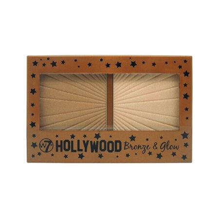 Arcpirosító paletta Hollywood (Bronze & Glow Duo Compact) 13 g