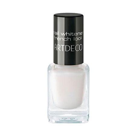 Art Deco Wybielanie lakier do french manicure (gwóźdź Whitener French Look) 10 ml