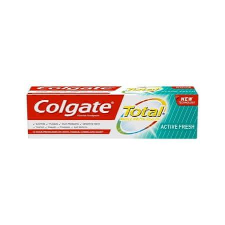 Colgate Total Active Fresh pasta za zube, 100 ml