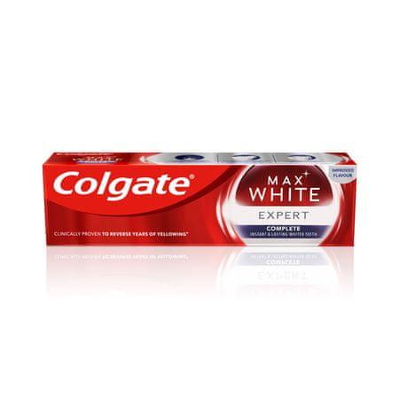 Colgate Max Expert White Complete pasta za zube, 75 ml
