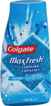 Colgate Max Fresh Blue zobna pasta, 100 ml