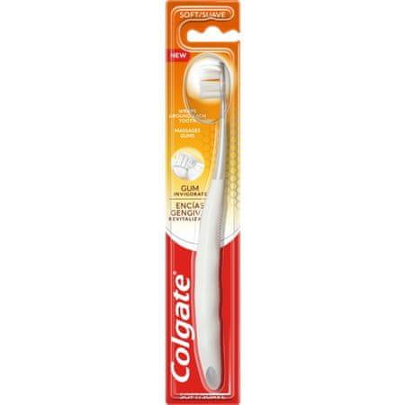 Colgate Gum Revitalizing zobna ščetka, soft