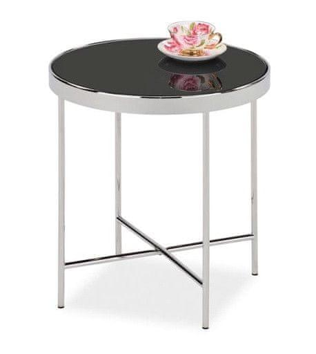 ATAN Konferenční stolek GINA C chróm