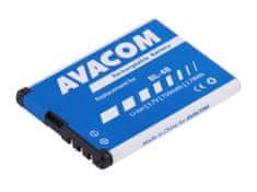 Avacom batéria do mobilu Nokia 6111 Li-Ion 3,7V 750mAh (náhrada BL-4B) GSNO-BL4B-S750