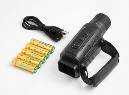 Technaxx kamera cyfrowa TX-141, czarny